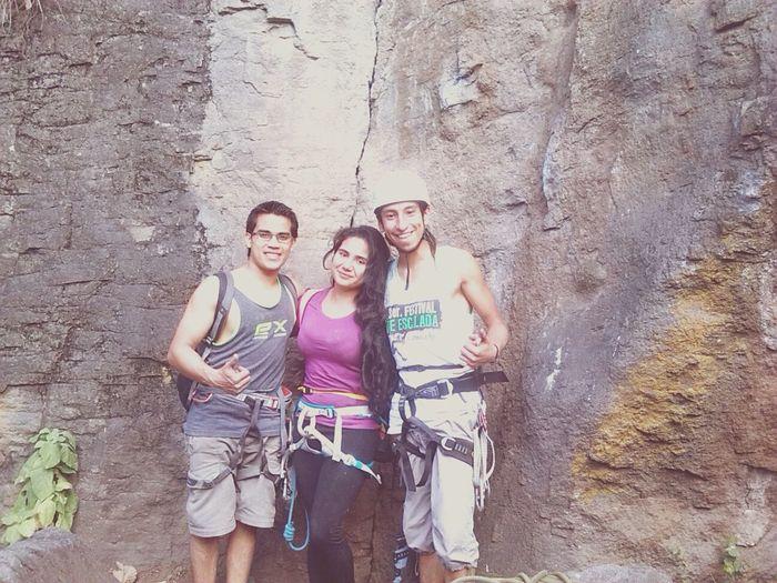 Relaxing Escalada @xtremeClimberGt Lago Atitlán Rock Climbing