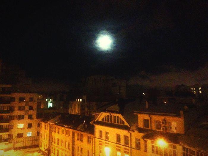 Nizhniy Novgorod Moonlight