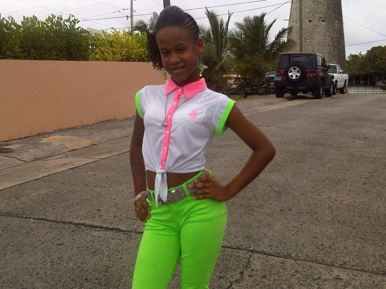 My friend Tatiana.!