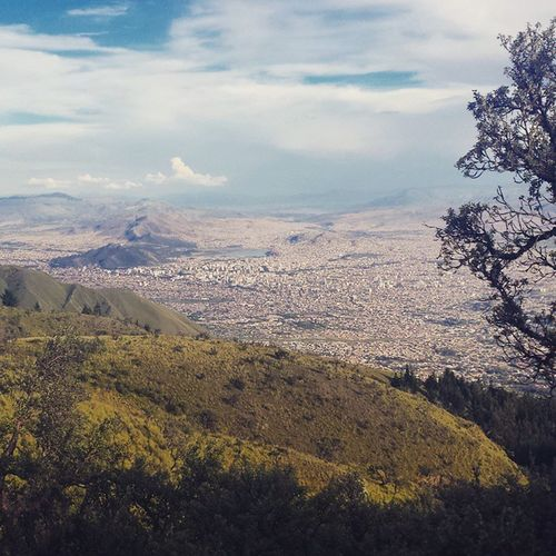 Bolivia Tunari Cochabamba 🔭