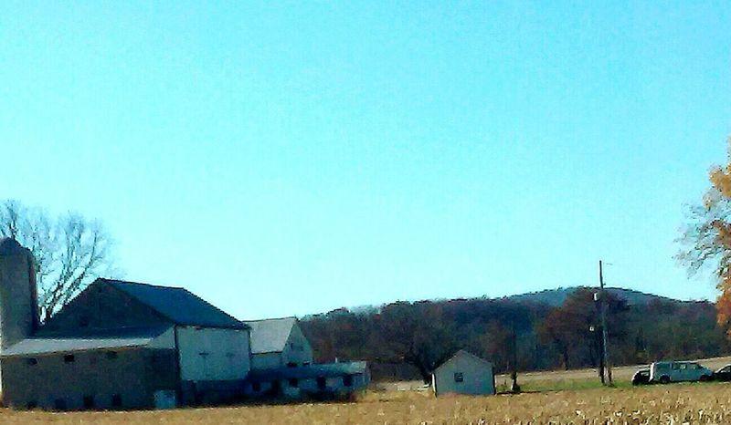 Driving Around Fall Beauty Fall2015 Farm