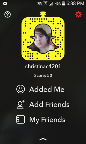 Snapchat Me!