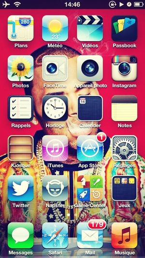 My Background Chris Brown Team Breezy