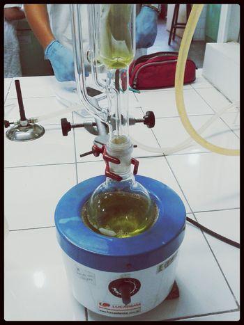 IFRJ Ifrj Chemistry Laboratory Extração