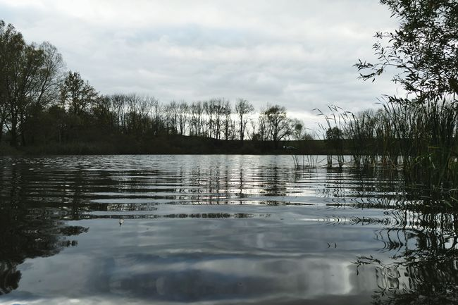 Water Lake No People Beauty In Nature Am See  Reflection Seeufer