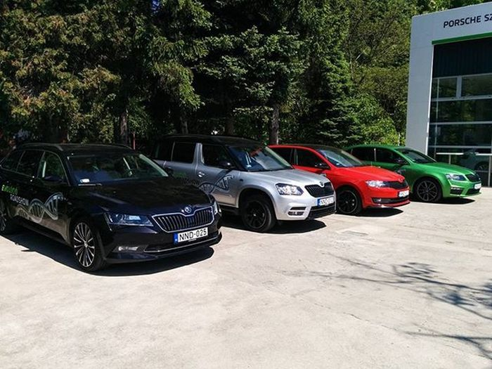 Skoda Rs Skodafan Octavia Yeti Superb Rapid
