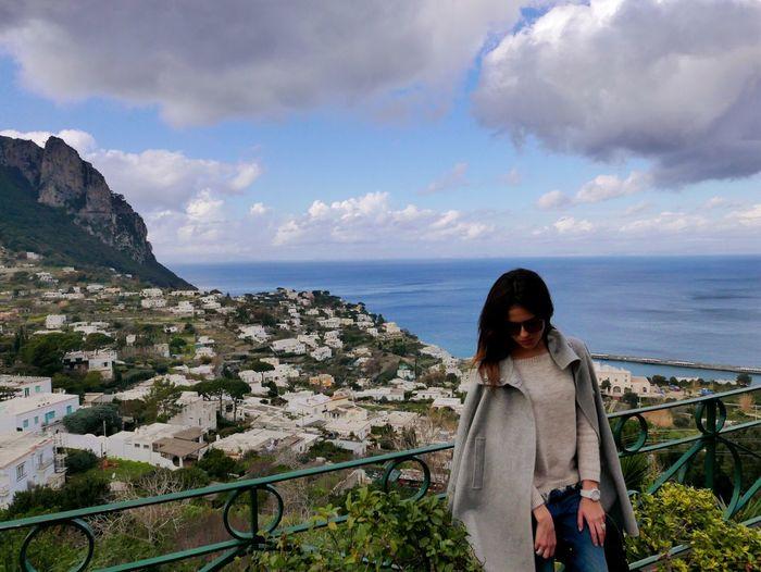 Capri . Ti Amo! Io Posso Tornare A Capri!!!