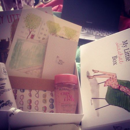 Happy Mylittlebox Morning Tuesday