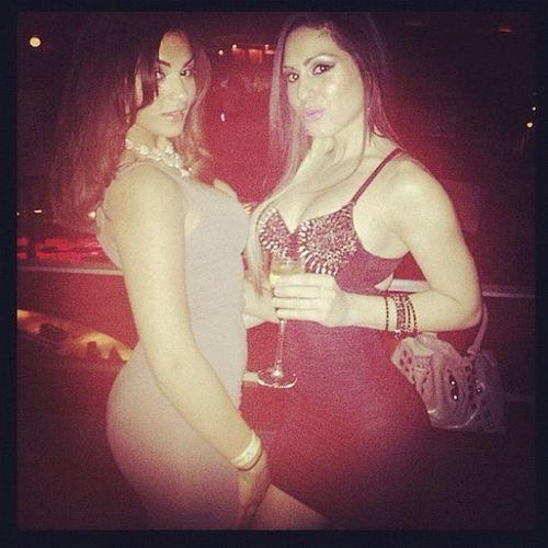 My two favorite bad girls! Bgc9