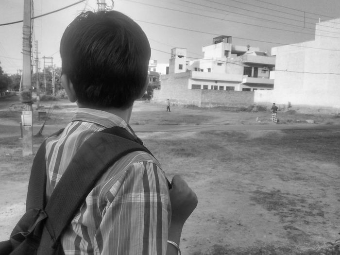 Little Boy Boy Wondering Nowhere To Go Wondering Where To Go Choosing Mindlessly Innocence Looking Out At The World Through Young Eyes Black And White Photography Black And White Showcase April Up Close Street Photograpy Telling Stories Differently