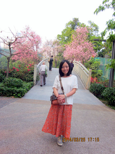Spring in Guangzhou. Self Portrait . Taking Photos Flower What A Wonderful World