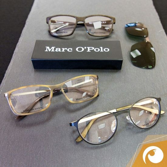 "Incredible! The first brand new glasses (frames) from the fair ""opti 2015"" in munich are here!!! More details here: http://bit.ly/17KQby4  Offensichtlich Berlin Glasses Marcopolo"