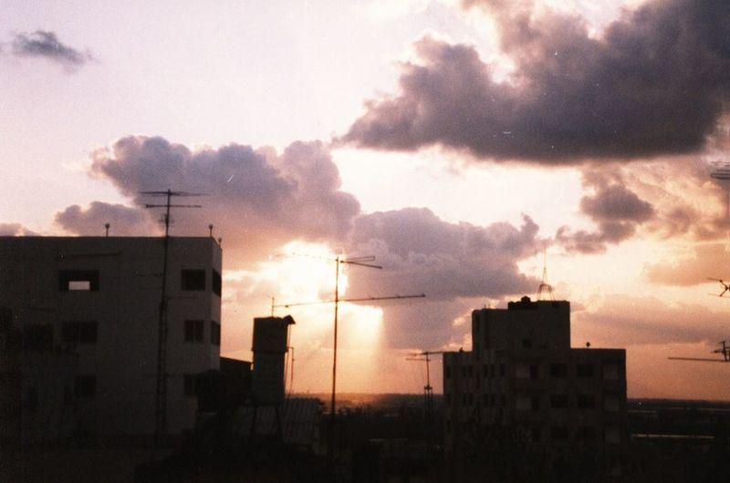 1996 Outdoors Palestine Sky Tulkarm