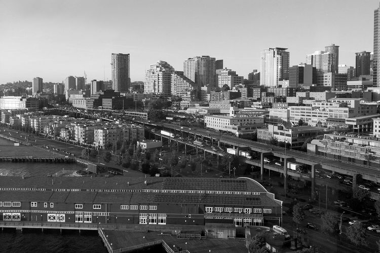 the city #5