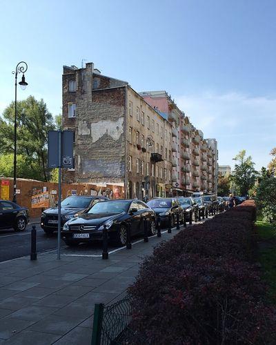 Warsaw Architecture First Eyeem Photo