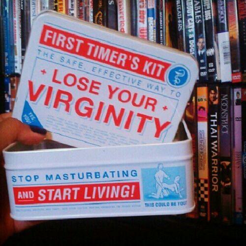 Happy Nationalloseyourvirginityday 7years today! Good times