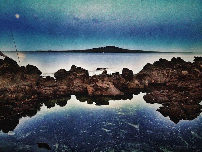 Rangitoto Reflection AMPt_community Auckland New Zealand NEM Submissions