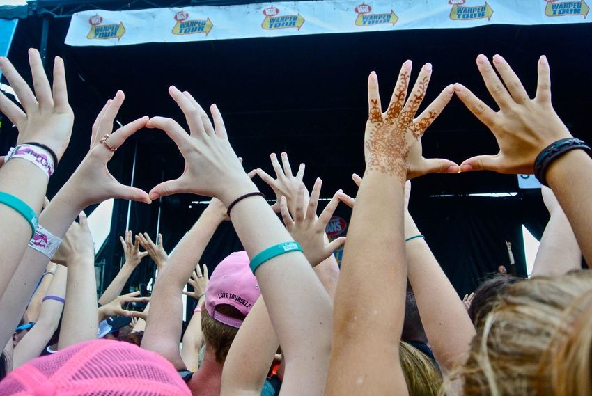 Arts Culture And Entertainment Arms Raised Audience Crowd Human Body Part Event Human Arm Music Enjoyment Excitement Cheering Fun Popular Music Concert Music Festival Spectator Celebration Encouragement People Entertainment Event TakeoverMusic