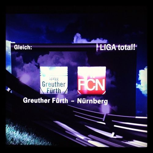Schau mer halt a weng Derby… #derby #spvgg #kleeblatt #club #fcn #frankenderby Club Derby FCN Kleeblatt Spvgg Frankenderby