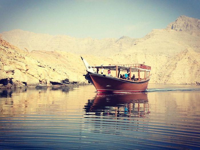 Oman Dhowcruise
