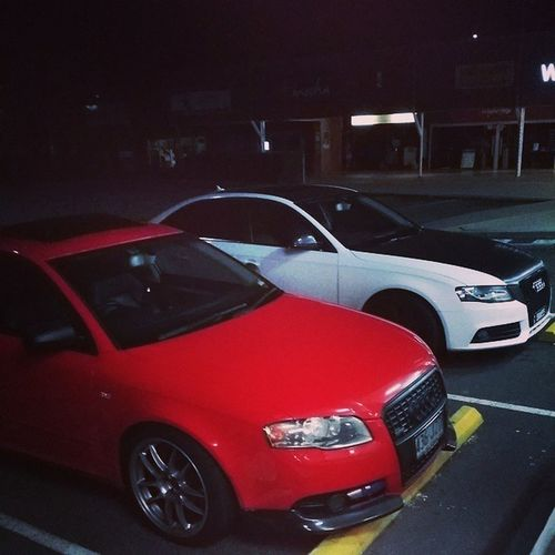 Audi A4 B7 B8 quattro bavarian car sports 4door inline4 boost red white black euro brisbane turbo APR stage2plus tuned slowcruisers