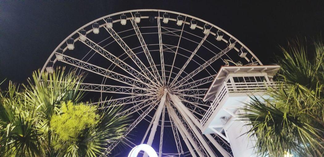 Skywheel on the