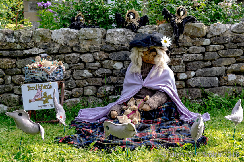 kettlewell scarecrow festival Kettlewell Scarecrow Festival Kettlwell Scarecrow Scarecrow Festival Yorkshire Dales
