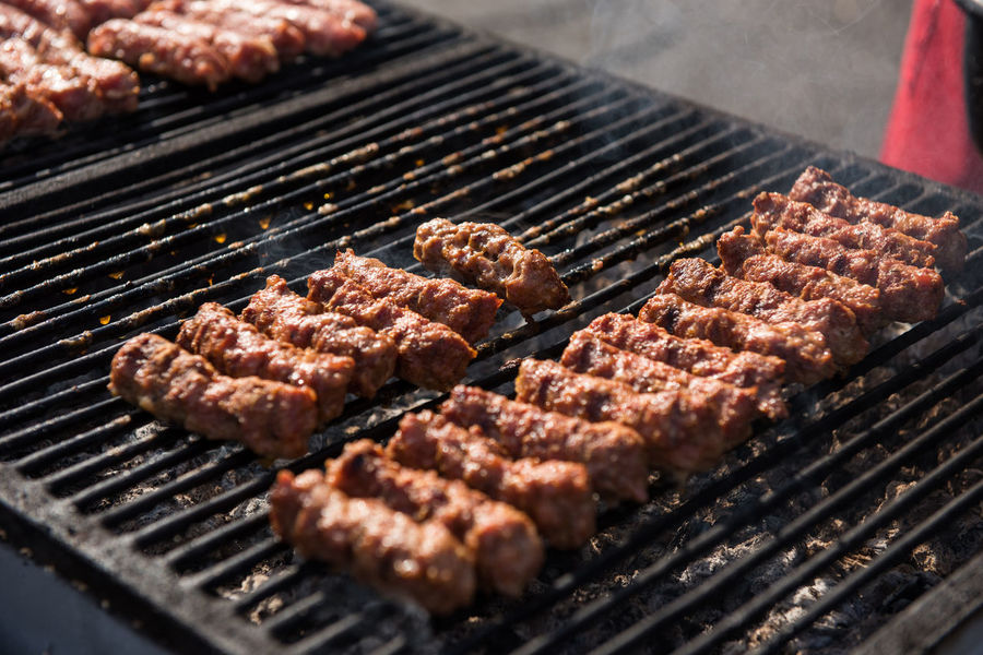 Raw meat, mici, mititei, cevapcici, pork meat rolls barbecue Balkans Europe Cooking Grilling Pork Romanian  Barbecue Barbecue Grill Beef Cevapcici Char-grilled Fire Food Food Photography Grilled Heat - Temperature Meat Meatloaf Mici Mititei Preparation  Preparing Food Rolls Sausage Serbian Shaslik