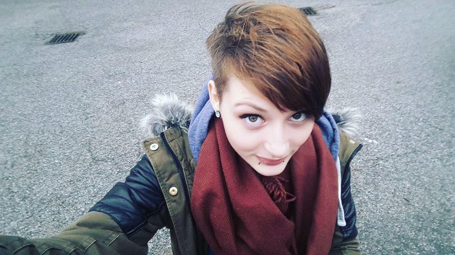 Pixiecut Me, Myself & I Gurl Happy Girl :) ❤