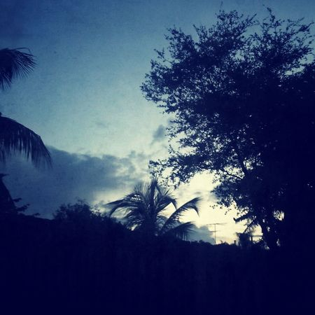 Before the storm South Florida Miami Relaxing dusk twilight cloudporn clouds random beautiful calm nature
