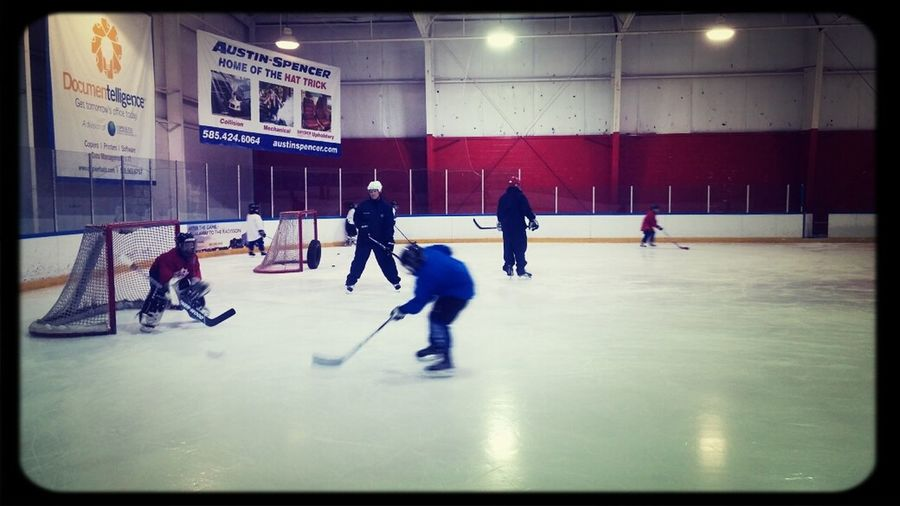 hockey time!!