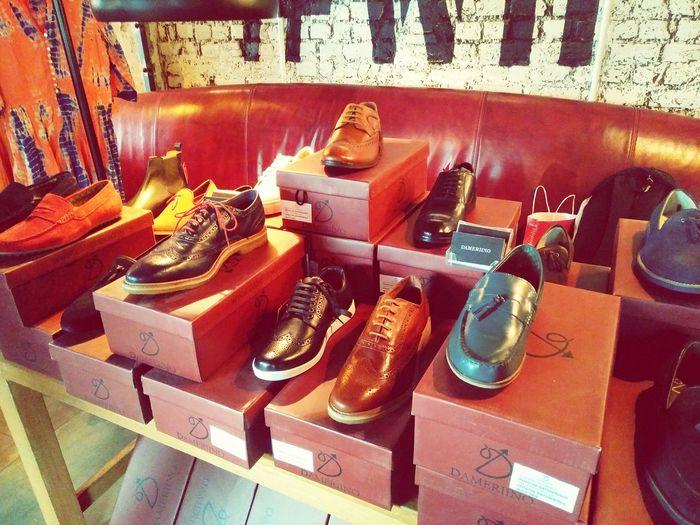 Dameriino DefColSocial Popupnshop Dressshoes