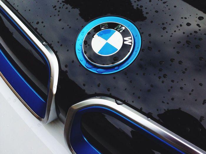 Future is here. BMWi3 Bmw Electrocar