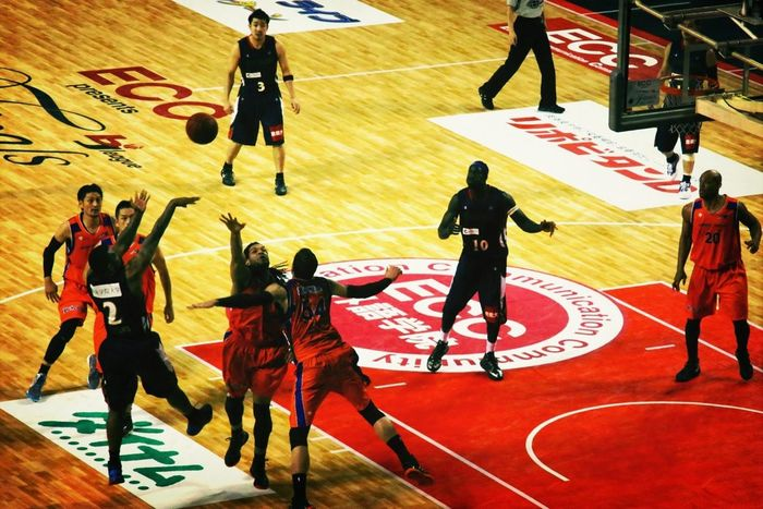 Basketball Finals Basketball Game