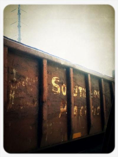 South Pacific Train.