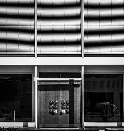 Shadows and shapes of Berlin Architecture Building Building Exterior Built Structure Ceiling City Day Design Glass - Material Low Angle View Modern No People Office Office Building Exterior Outdoors Reflection Store Store Window Transparent Window