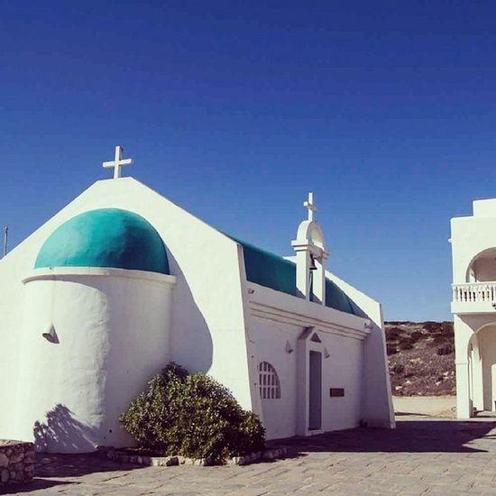 Little chapel at Club Mykonos. Photography Westerncape Tourism Travel Clubmykonos Langebaan