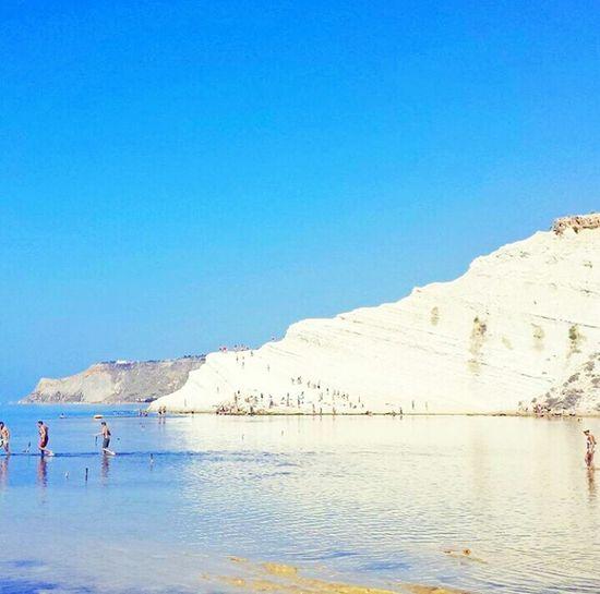 Beautiful Surroundings Vacanzaindimenticabile Holiday Photooftheday Summer Scala Dei Turchi Sicily Paradiso dietro l'angolo 💕💕