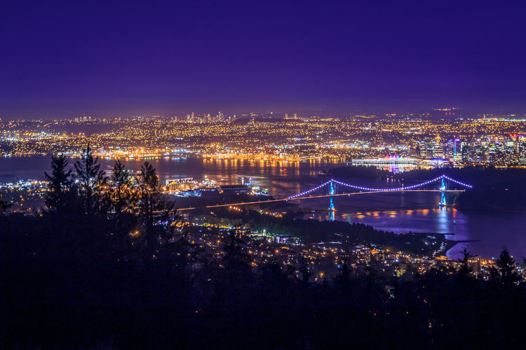 Vancouver Canada Cypress Mountain Cypresshill Cypressmountain Lionsgatebridge British Columbia