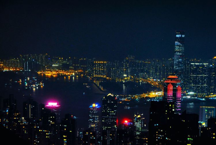 City At Night Night Photography Cityscape Light And Dark Travel Photography Travel Destinations Hong Kong Hong Kong Skyline