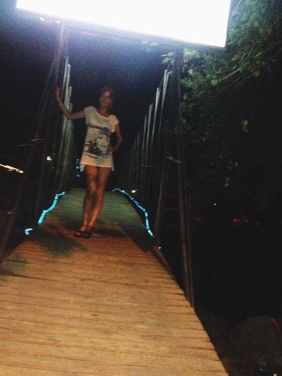 Night Walking Around Enjoying Life Nice Day That's Me Me :)  Hello World