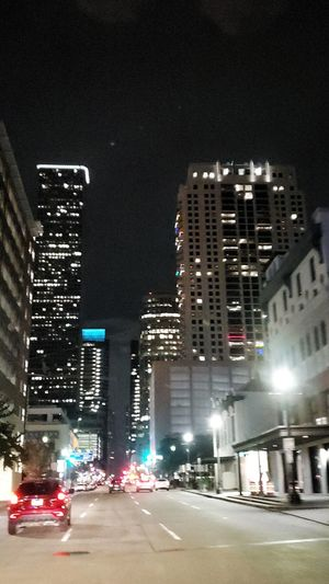Houston nights