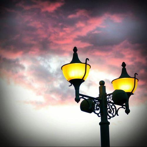 Göksu Park Lights :)