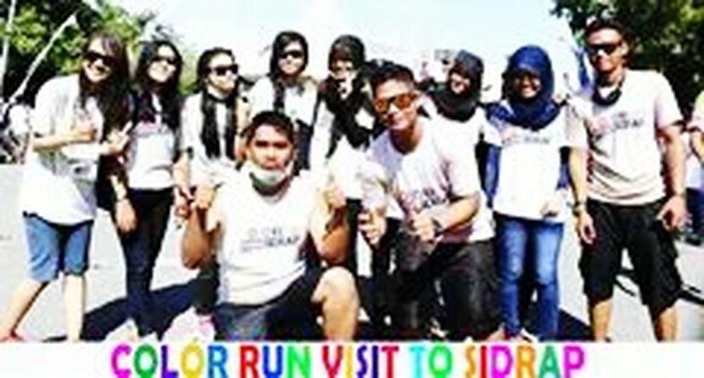 Color Run :D Enjoying Life First Eyeem Photo