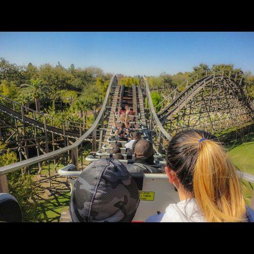 Fun introductional Rollercoasters for kids Coastersaurus Woody Legoland WinterHaven Valentines2015