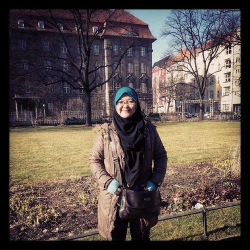 Assalamualaikum for all of you from me in Berlin