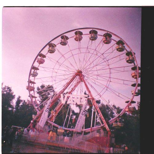 Outdoors Ferris Wheel Day Cc13 Holga Photography Minidiana Lomography Lomo Style Lomografia