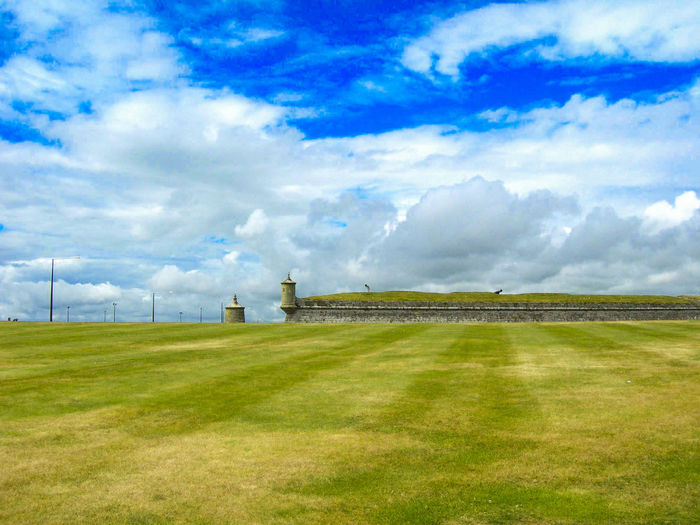 Schottland - scotland Architecture Beauty In Nature Built Structure Cloud - Sky Day Environment Field Grass Green Color Land Landscape Nature No People Non-urban Scene Outdoors Plant Scenics - Nature Sky Tranquil Scene Tranquility