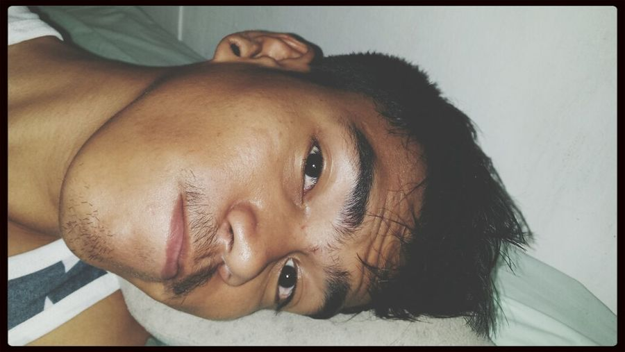 good morning everyone. That's Me Selfportrait Be Your Self Good Morning