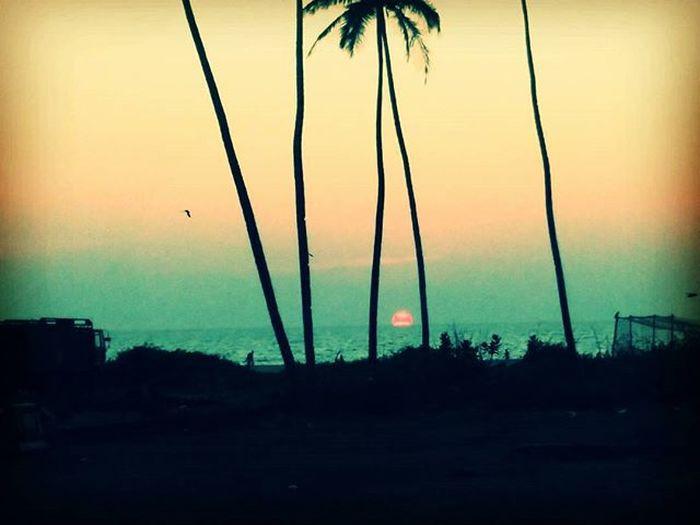 Blueish_reddish NeaDaShore Southgoa DesalPump Favspot Peaceofmind BestofDecembr :) Luv Goa Yurekaplus Nature